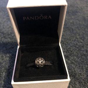 Pandora Cloud Silver Lining Charm
